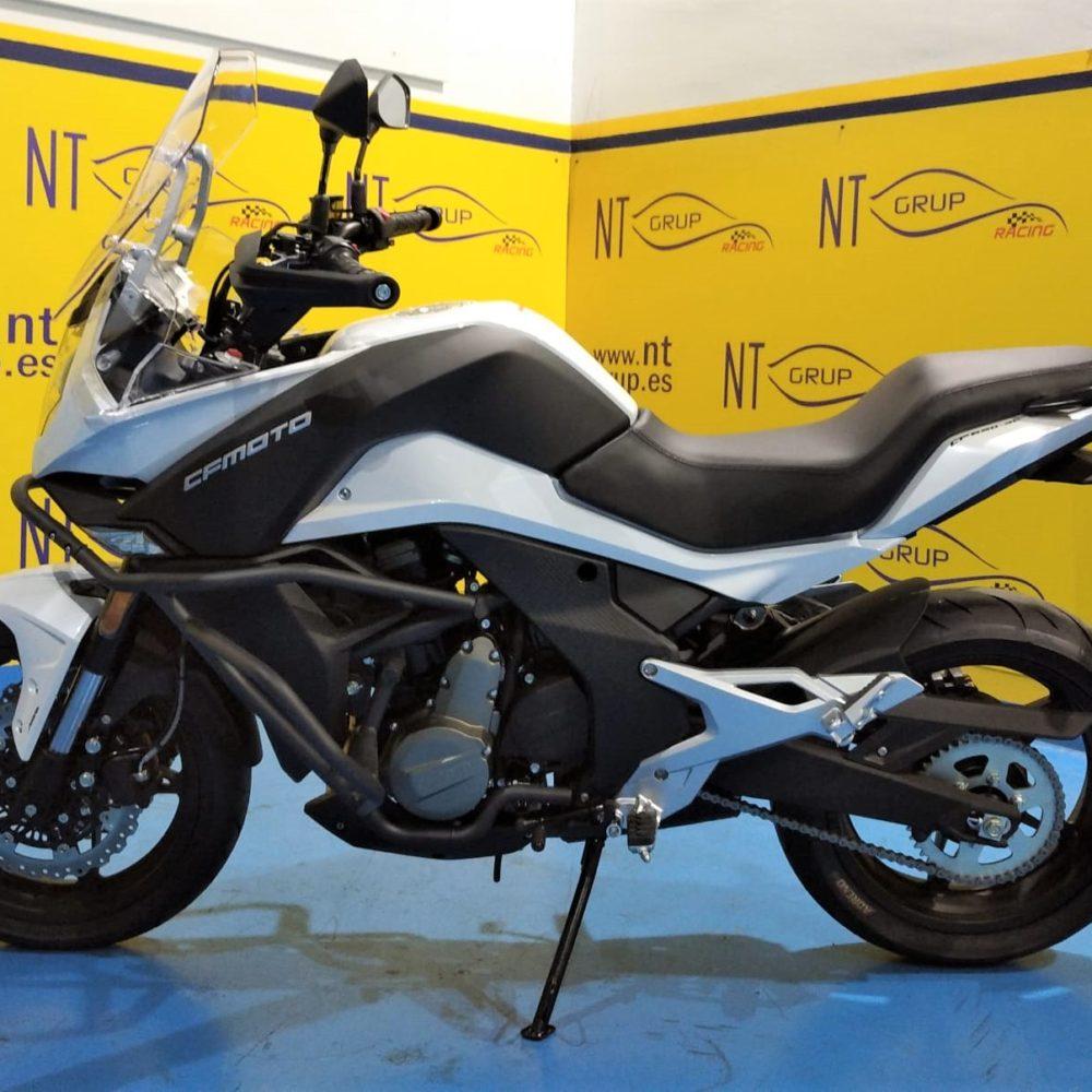 NT Grup - CFMOTO - 250 NK ABS