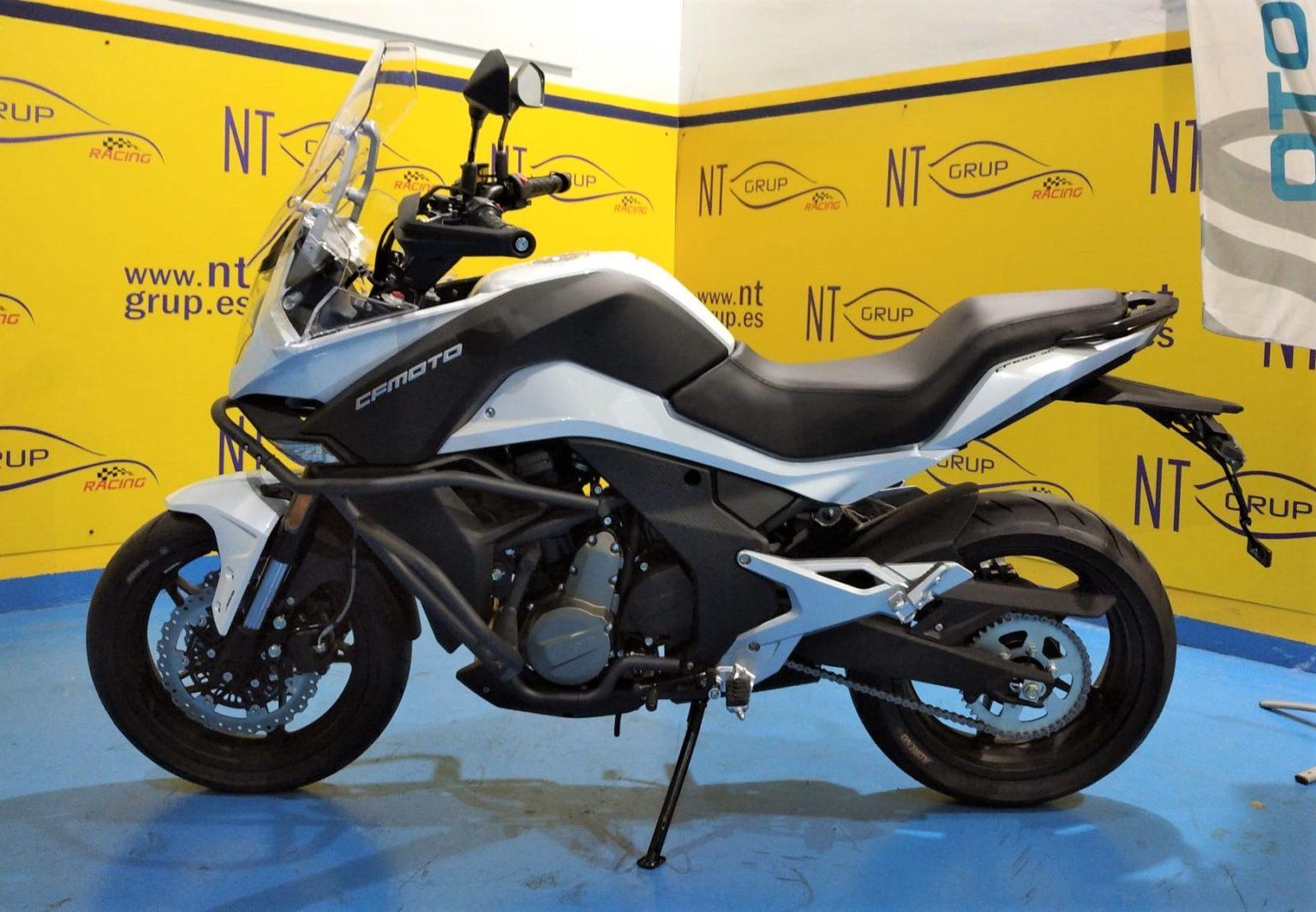 NT Grup - CFMOTO - 650 NK ABS